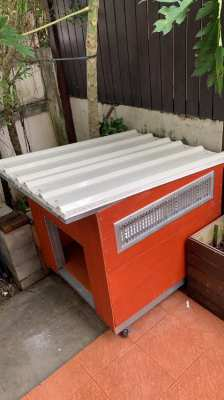 Dog Kennel/ Reduced price! A carton of beer and its yours!