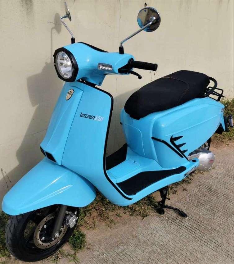 08/2020 Moto Parilla Levierdo150 2xxxkm 34.900 ฿ Easy Finance by shop