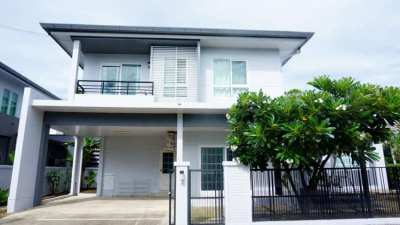 House for sale/rent in Land & House, Chiang Mai-Maejo Rd.
