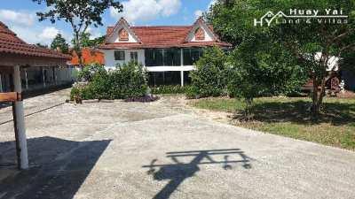 #3173 Modern Style Spacious House On 1+ Rai