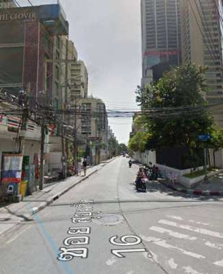 5 storey Building for sale in Sukhumvit Soi 16 (Owners Post)