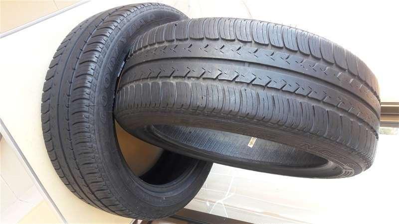 Proton Savvy Tires 2x 175/50R15