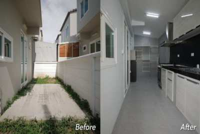 Pattaya Renovation  & Remodeling of Condo's, Houses, Offices and Build