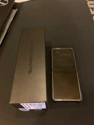 Samsung Galaxy Z Fold2 5G Mobile Phone SIM Free Smartphone