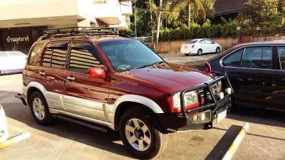 Grand Vitara 4x4 SUV