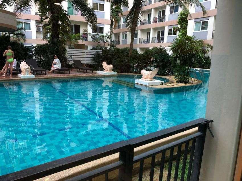 出租 Parklane Jomtien Resort Soi Bunkanchana 1BR 37sqm for rent