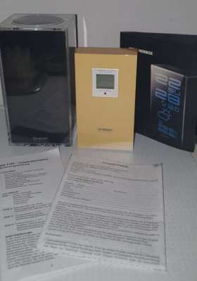 WS 9180 - Temperature station