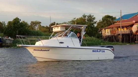 2003 Sea Fox WA 23'