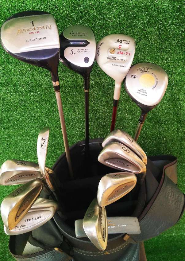Cheap full set of golf clubs, FREE shipping