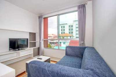 D Vieng Santitham condominium for sale, 1.5 km. from ChiangMai old cit