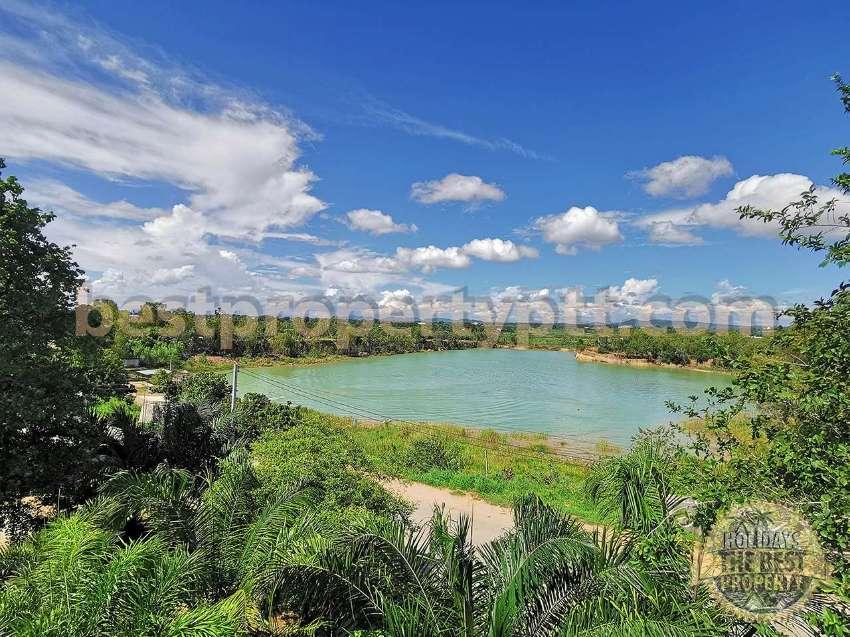 Land of 2 rai in East Pattaya near Lake