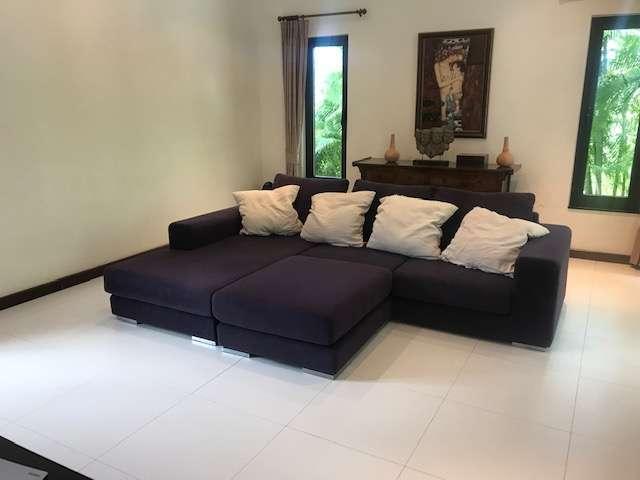 High quality designer sofa