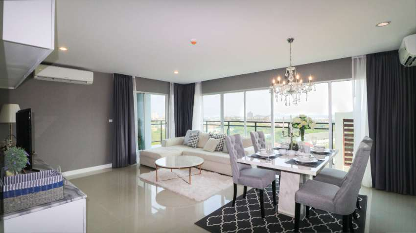 Luxury condo in Hua Hin almost like a penthouse