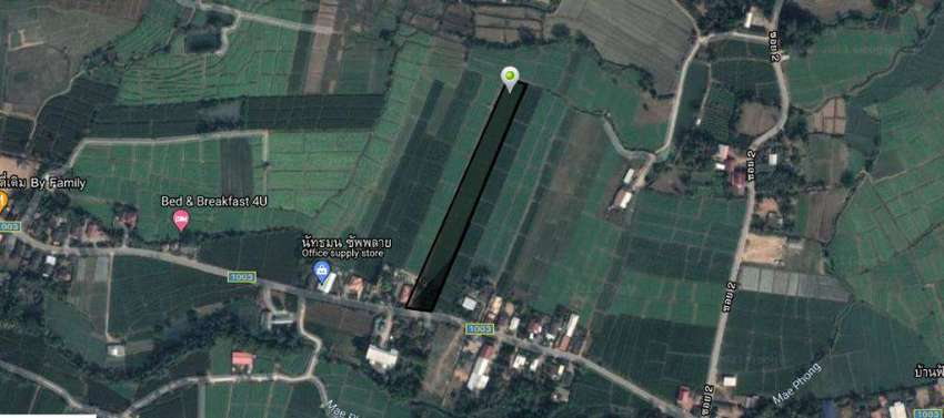 Land For Sale in Chom Mok Kaew, Mae Lao, Chiang Rai 57250