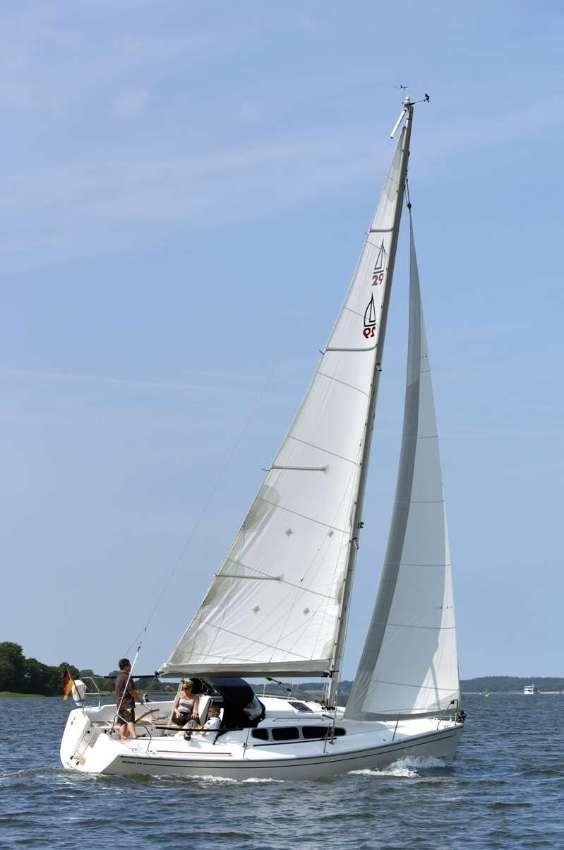 Dehler 29 - SEAYS 1st Yacht Version