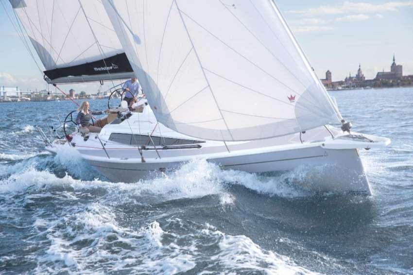 Dehler 34 - SEAYS Club Racer Version