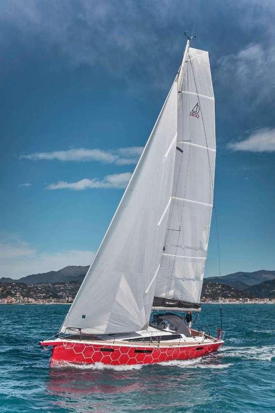 Dehler 38SQ SEAYS Recreation Version