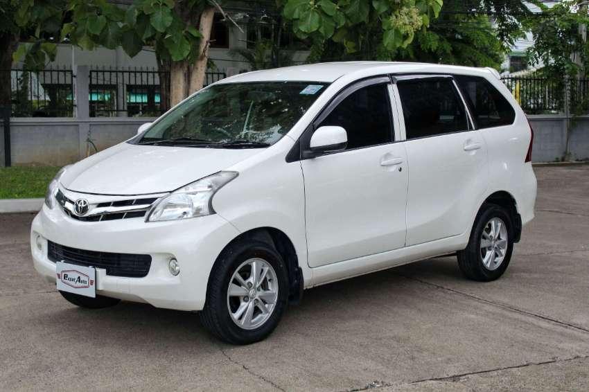 2013(mfd '13) Toyota Avanza 1.5 G A/T