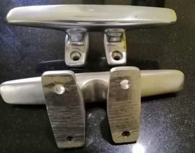 Alloy Cleats - Large - pair