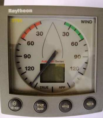 Raytheon ST60 Wind Direction Indicator ( Head unit only )