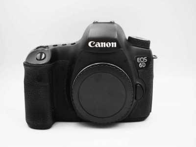 Canon EOS 6D GPS Wi-Fi Full-Frame Digital SLR Camera