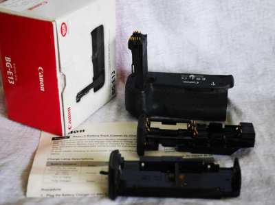 Original Canon Battery Grip BG-E13 for Canon EOS 6D