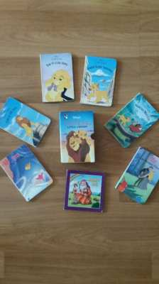 DISNEYS BABY BOOKS The Lion King Library-Sleeping Beauty-Noah's Ark