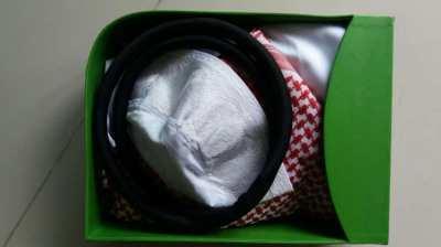 Men Thobe Robe Arab Kaftan Kafiya Keffiyeh w Aqel Rope