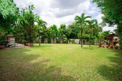 Land for sale in Mooban near Lanna International School,