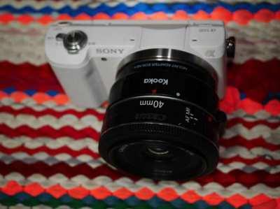 Kooka KK-ENC99 PRO AF Lens Adapter for Canon EF/S Lens to Sony Camera