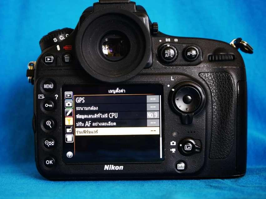 Nikon D800 36.3MP Professional DSLR Camera -  Black Body