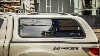 Mazda BT 50 Pro 4 door with canopy