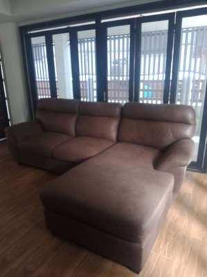 L shape sofa. Perfect condition