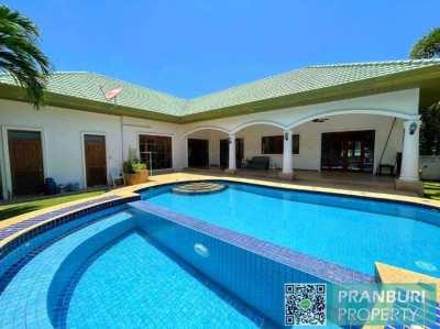 Bargain! 3 Bed Pool Villa At Stuart Park Khao Tao