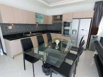 HOT PRICE!!!!! PATTAYA LUXURY POOL VILLA 4 BEDS Only 11.9 M