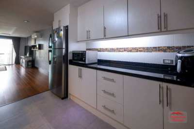 98 sqm 2 Bed Condo - MUST BE SEEN