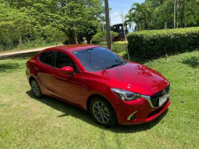 MAzda 2 High-Line - For Rent - 14,000 baht per Month
