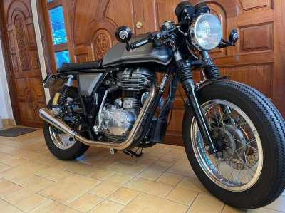 Royal Enfield Continental GT 535 Full K-Speed Custom Bike