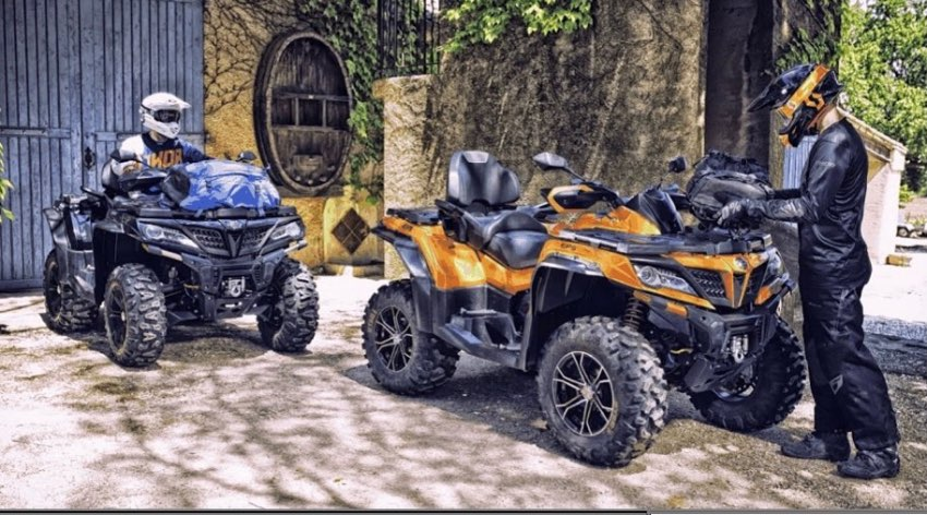 CF Moto 1000cc ATV  Brand New