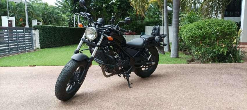 Beautiful Honda Rebel 300 looking for a good home