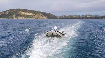 Takacat 260LX - Ultimate Portable Inflatable Catamaran