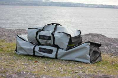 Takacat 420LX - Ultimate Portable Inflatable Catamaran
