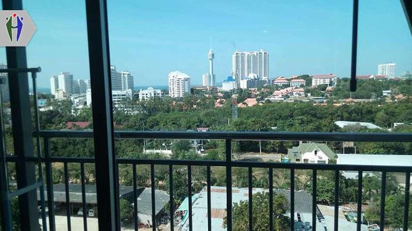 Condo Supalai for Rent 6,000 baht Next to Tepprasit Road Pattaya