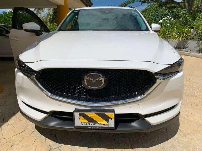 Mazda CX 5 2.0SP like brandnew registered 2021