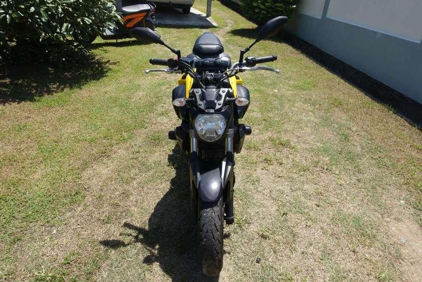 2017 Yamaha MT07