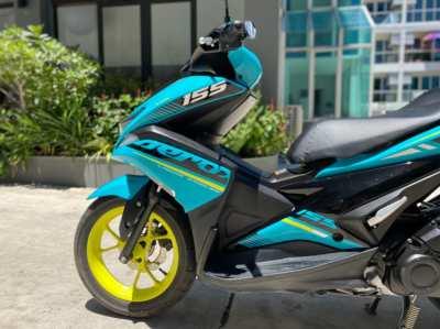 2019 YAMAHA AEROX 155 R (CASH/INSTALLMENT)