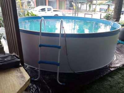 Steelwall liner swimming pool on sale