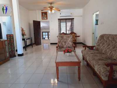 Single House 65 sqw. For Rent (3 Bedrooms,3bathrooms).