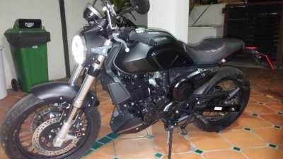 GPX Legend Gentleman 200cc like new 450 km only