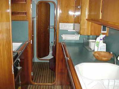 Used Privilege 43 Catamaran